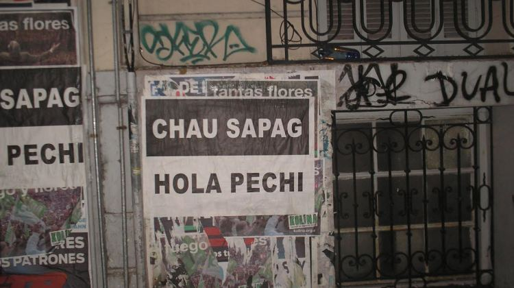 Afiches Pechi-Bs.As 2