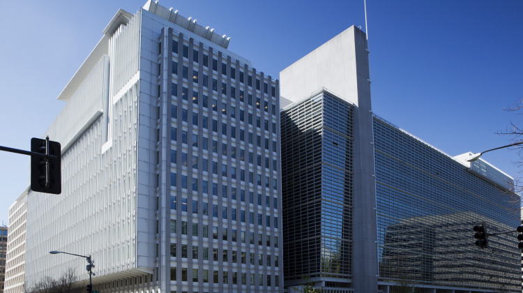 The World Bank Group Building housing the International Bank for Reconstruction and Development, Washington D.C., United States of America, North America
