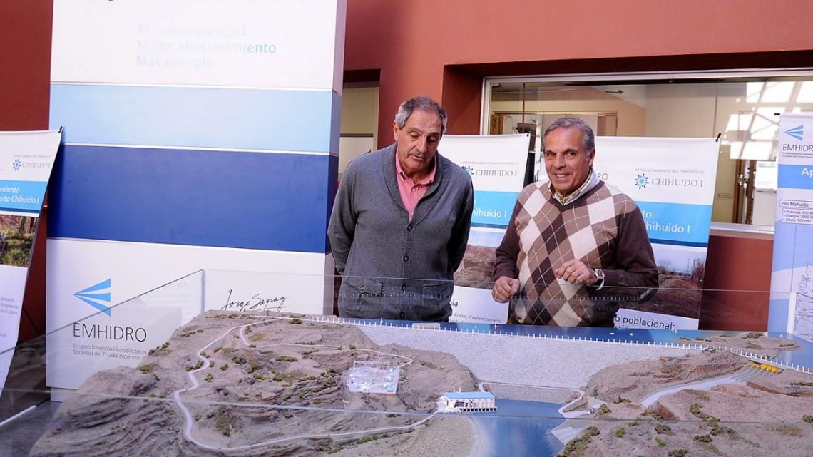 Sapag presentó en Zapala el impacto que tendrá la construcción de Chihuido I