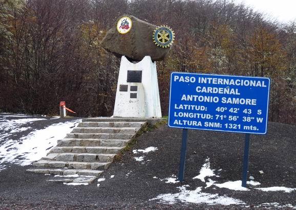 Paso fronterizo Cardenal Samoré
