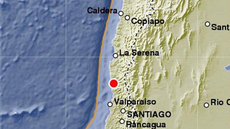 e6469ea7207 Otro sismo en Chile que volvió a tener réplicas en Argentina