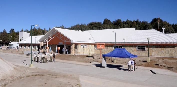 Hospital de Villa La Angostura.