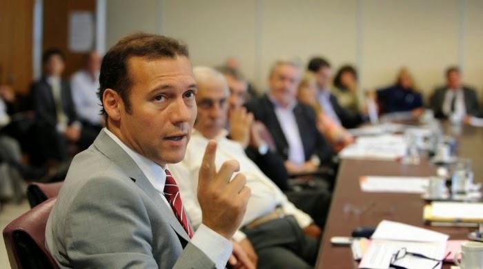 Gutierrez present la nueva ley de ministerios tu noticia for Ley de ministerios
