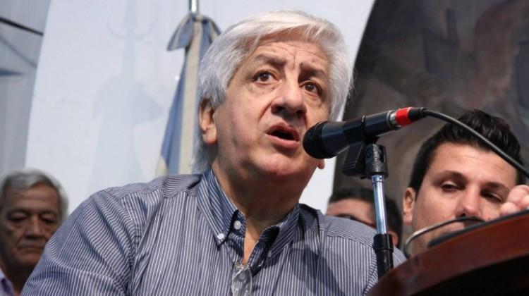 Secretario General del gremio Judiciales, Julio Piumato.