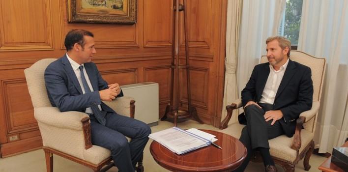 Gobernador-Gutiérrez-reunido-con-el-ministro-del-Interior-Rogelio-Frigerio-708x350