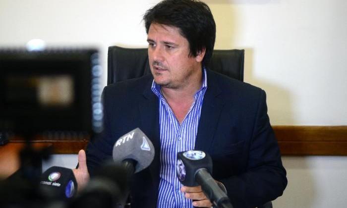 Nqn Mariano Gaido Sub secretario de gobierno ceci Maletti