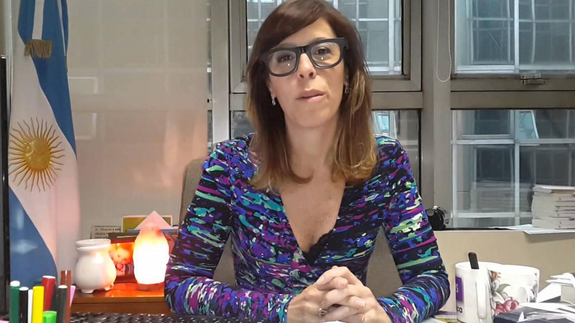 Laura Alonso, titular de las Oficinas Anticorrupción.