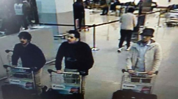 Autores atentados Bruselas