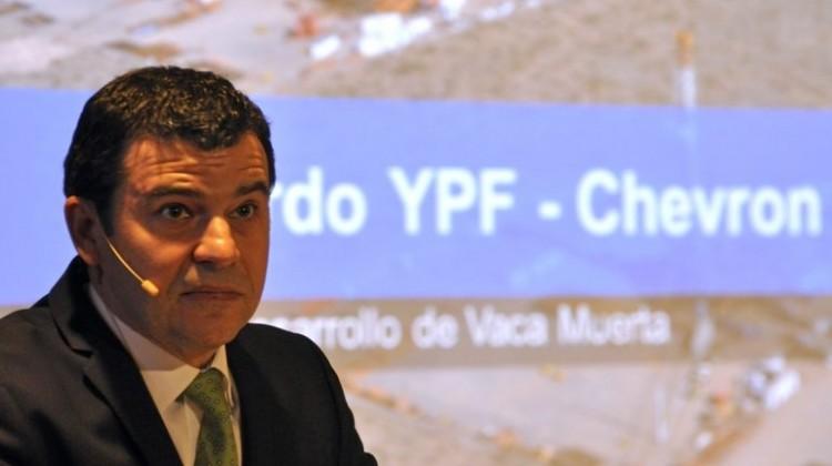 Miguel Galuccio, CEO de YPF.