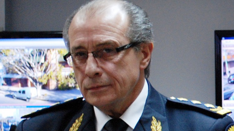 zzzznacp2NOTICIAS ARGENTINAS BAIRES, DICIEMBRE 14: Fotgrafia del nuevo jefe de la policia Federal, Roman Di Santo. Foto NA: PFA zzzz