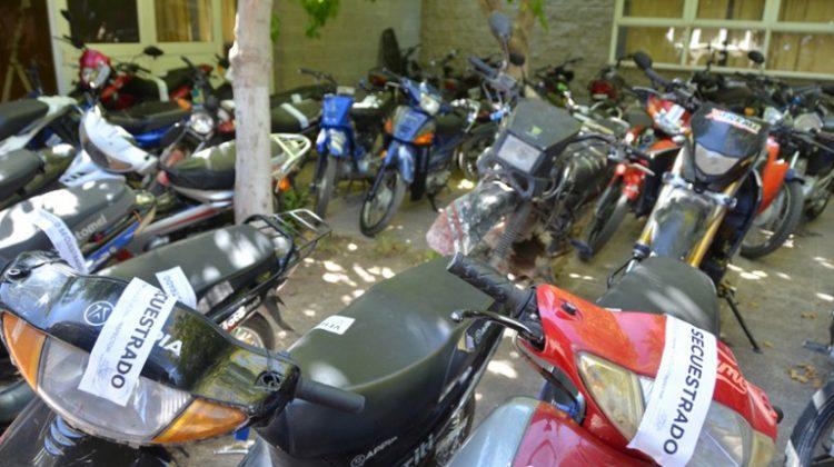controles de transito motos