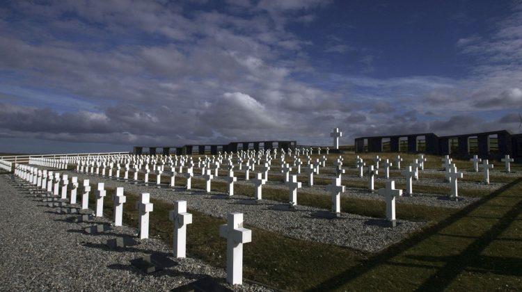 cementerio islas malvinas