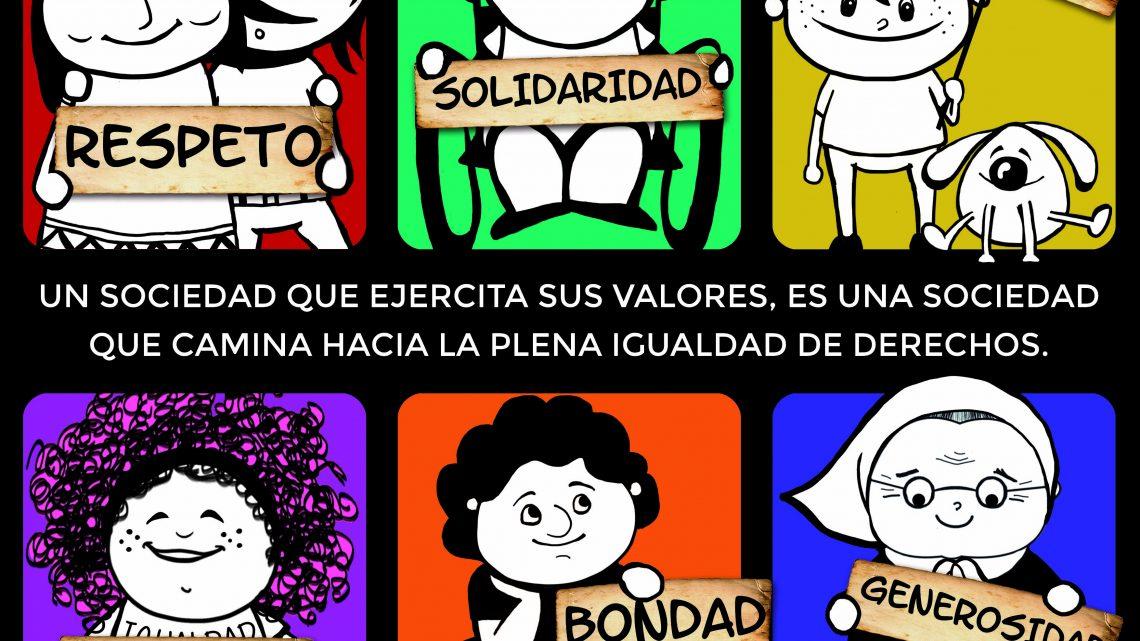 Valores Humanos: Campaña Neuquina Por El Día Nacional De Los Valores