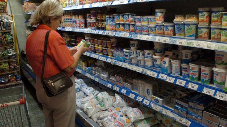 Lácteos-Supermercado-Precios