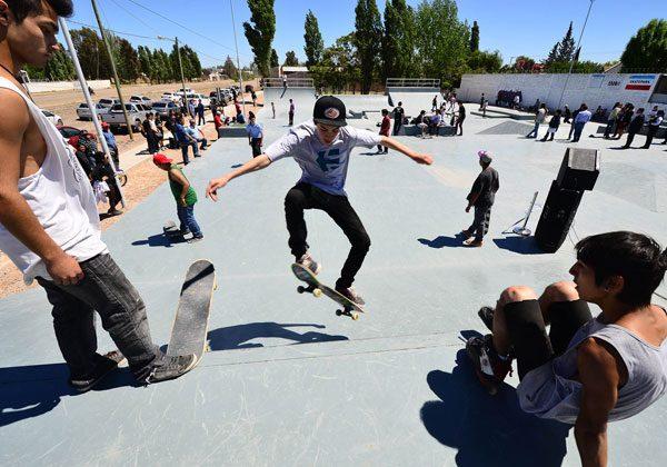 Skate Park de Canal V