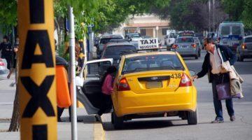nqn aumenta la tarifa de taxi foto mati subat 14-10-2011