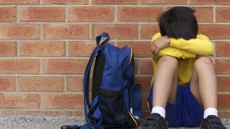 Boy bullied