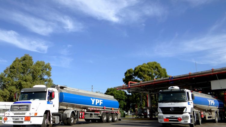 camion ypf