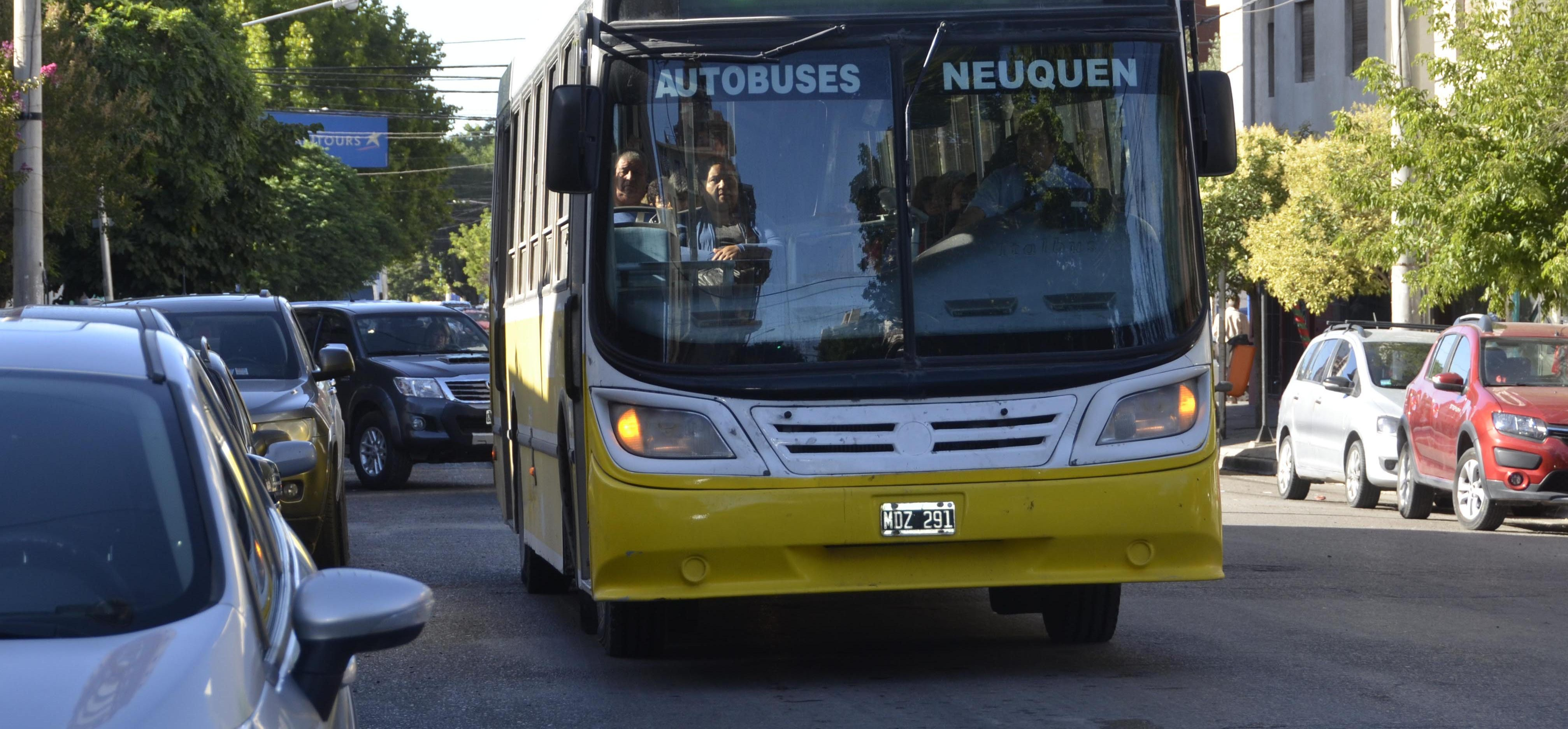 A partir de las 18, 4 ramales cambian su recorrido en Neuquén