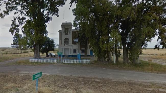Destacamento de Cubanea. Gentileza Diario Río Negro.