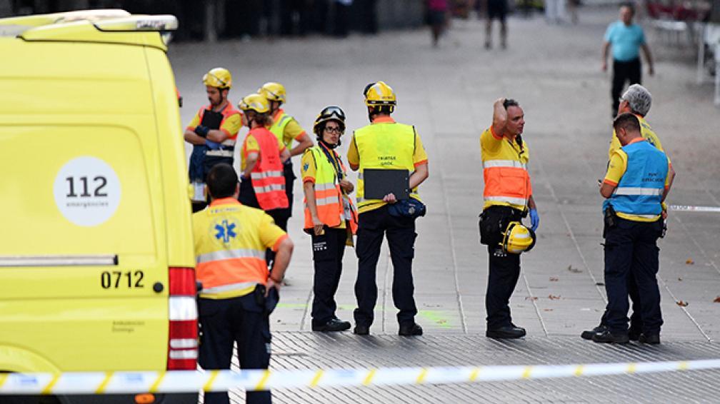Repercusiones tras los muertos y heridos en atentado terrorista