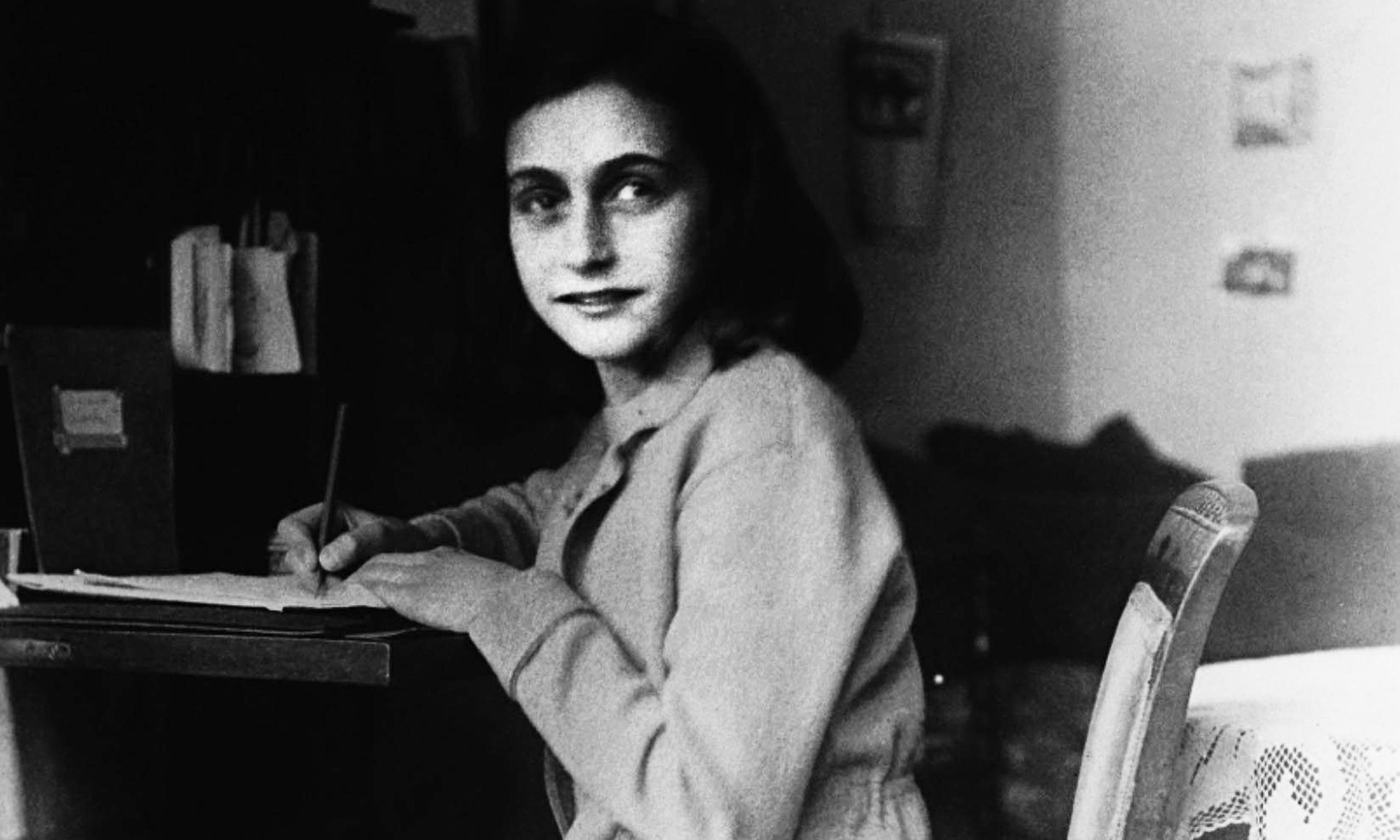 Inaugurarán una muestra de Ana Frank