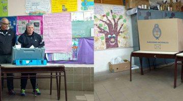 Gentileza. Escuela 295 del barrio Gran Neuquén.