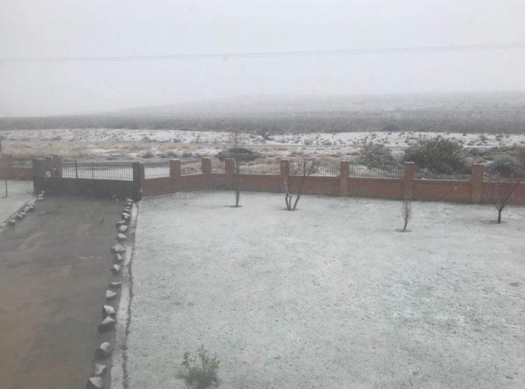 Postales de la nieve en el interior neuquino tu noticia for Dni ministerio del interior turnos