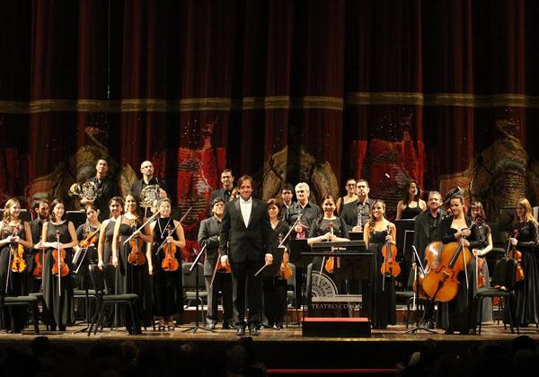 La Orquesta Sinfónica Neuquina deleitará con su repertorio al Congreso de la Nación