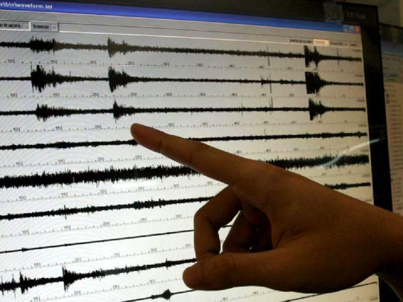 Se construirán 16 espacios destinados a la instalación de sismógrafos