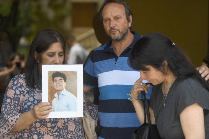 La autopsia reveló que Fernando murió por traumatismo de cráneo