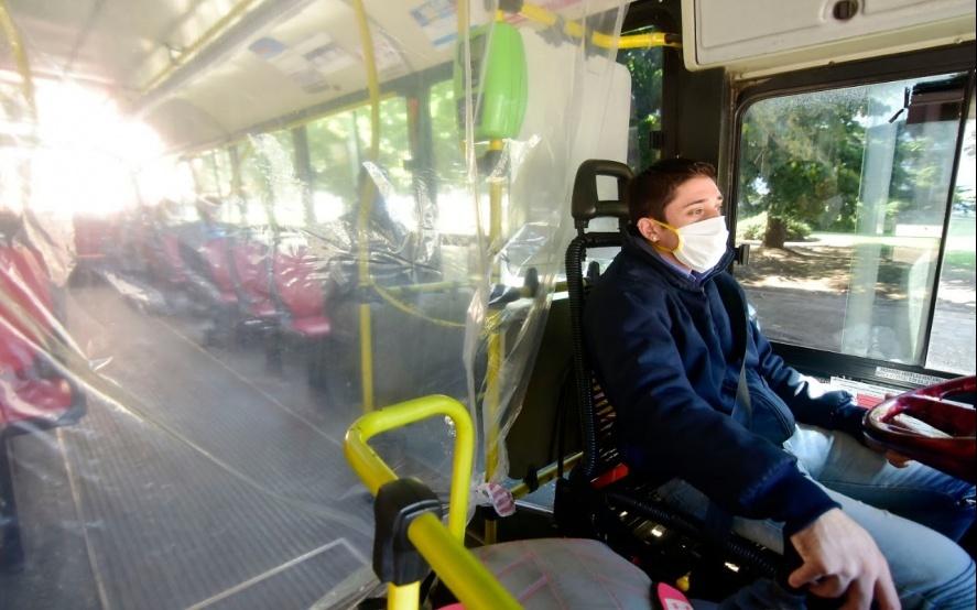 Vuelta a clases: Anuncian el refuerzo de controles para evitar contagios en el transporte público
