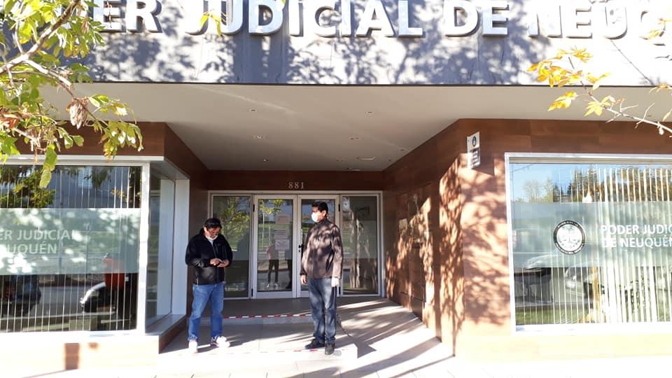 Trabajadores judiciales lanzan un paro virtual por 24 horas