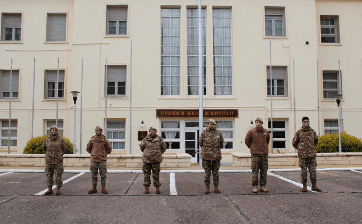 Neuquén: El Ejército Argentino aportará 2.800 uniformados y logística aérea-terrestre