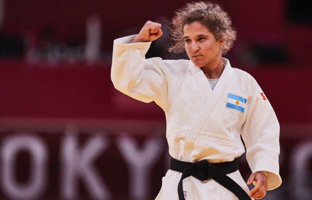 PaulaPareto cerró su carrera olímpica tras disputar los Juegos Olímpicos Tokio 2020