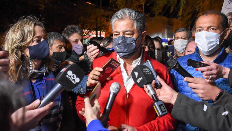 Llancafilo acompañaría a Rolo Figueroa como tercer candidato