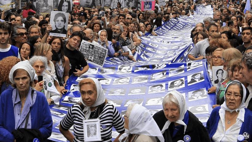 «Argentina Unida Te Busca» el programa de apoyo a las Abuelas de Plaza de Mayo