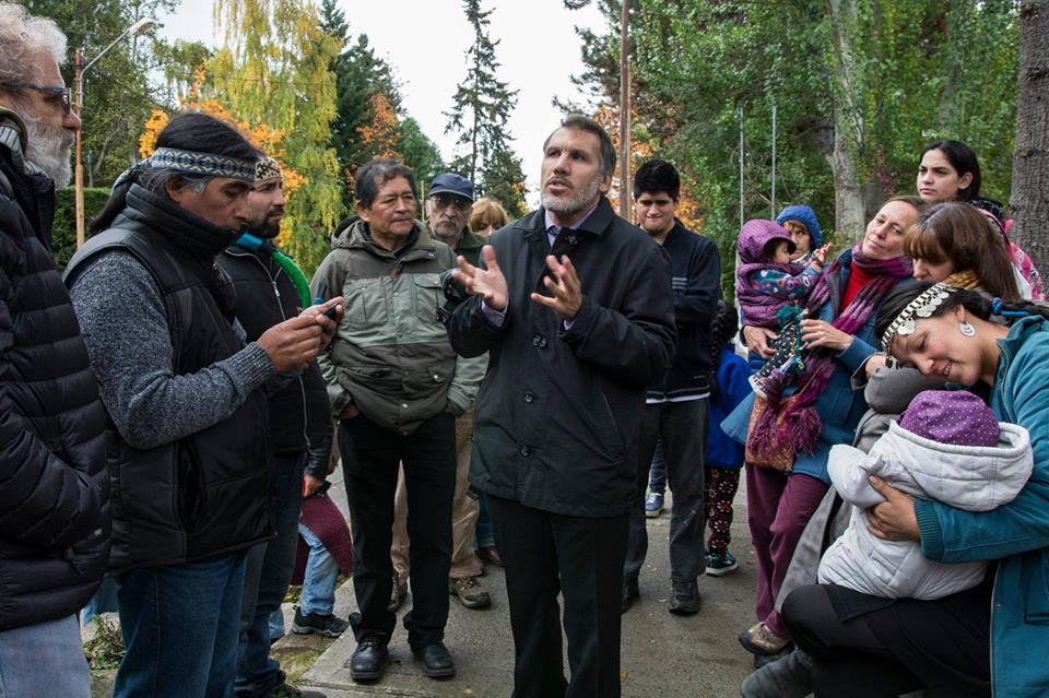 Abogado de las comunidades de Villa Mascardi acusó a Parques Nacionales de «sobreactuar»